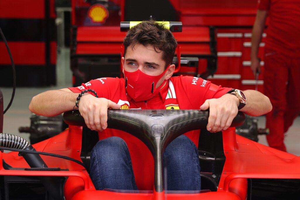 """Leclerc: """"Il terzo posto dipenderà anche dagli avversari..."""""""