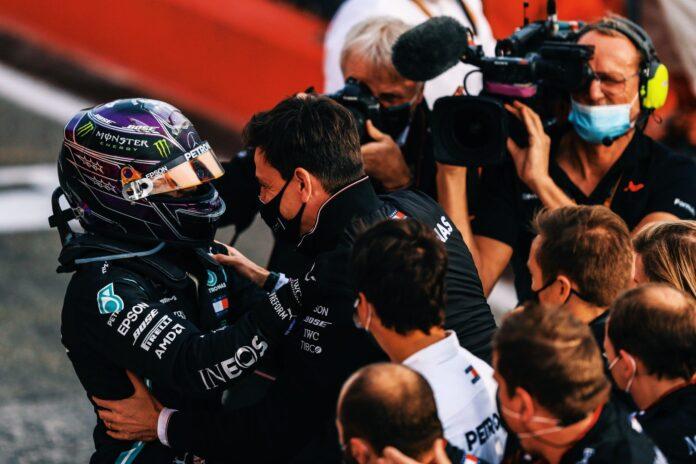 L'inefficienza dei rivali è la causa del lungo dominio della Mercedes