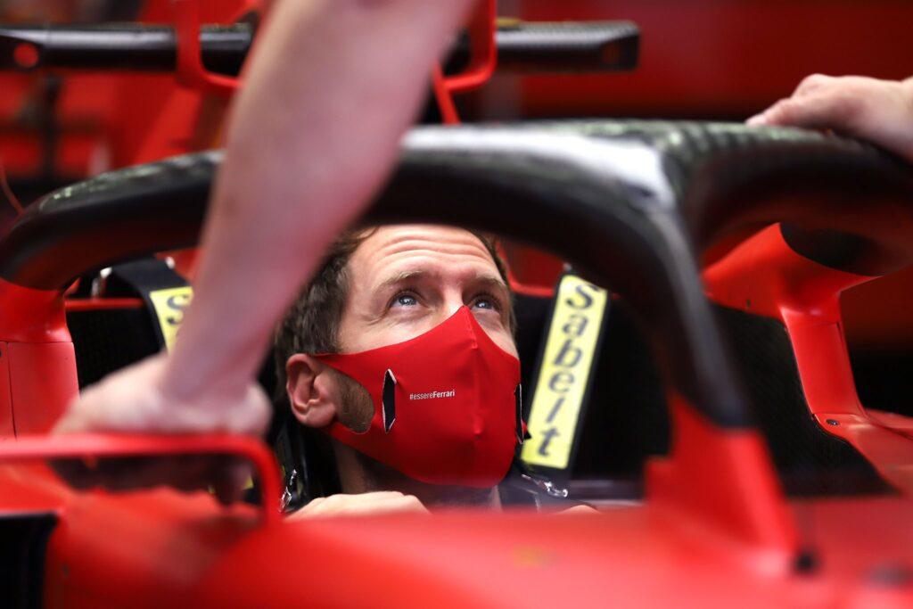 """Vettel: """"Gli aggiornamenti non hanno generato un grande incremento prestazionale"""""""