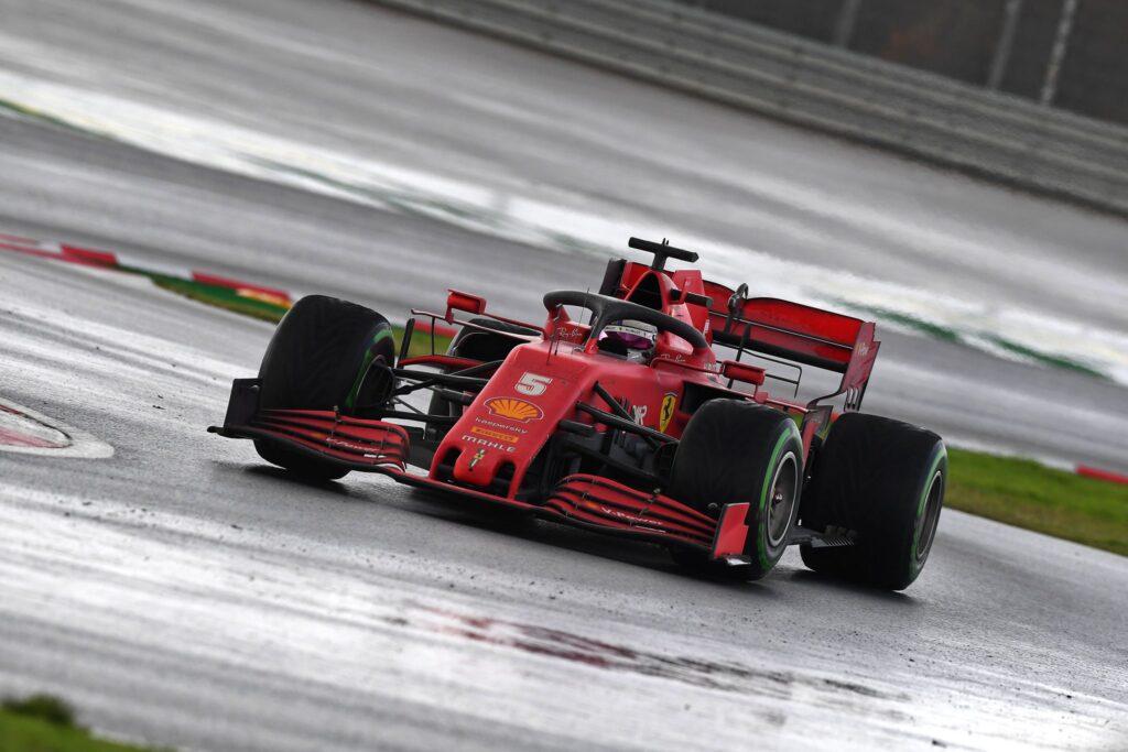 """Vettel: """"Vettura 2020 un passo avanti rispetto alla 2019…"""""""