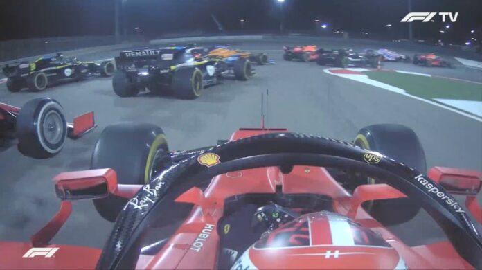 Analisi on board Leclerc-Gp Bahrain 2020