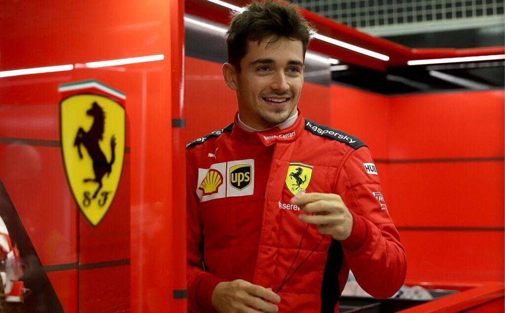 """Leclerc: """"Cerco sempre il modo di sorprendere le persone…"""""""