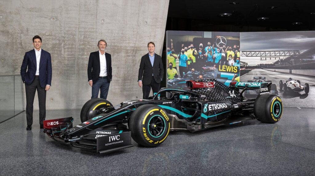 Ufficiale: rinnovo triennale per Toto Wolff, comproprietario del team assieme a Daimler e Ineos