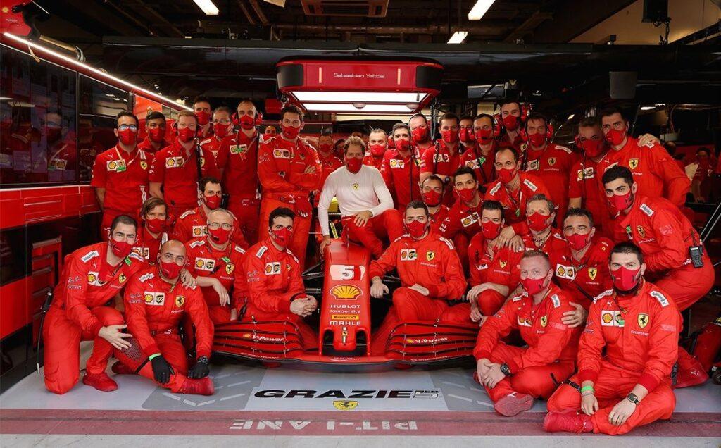 Vettel vs F1: obiettivi persi di vista...