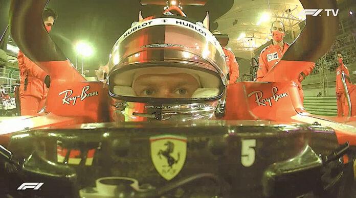 Analisi on board Vettel-GP Sakhir