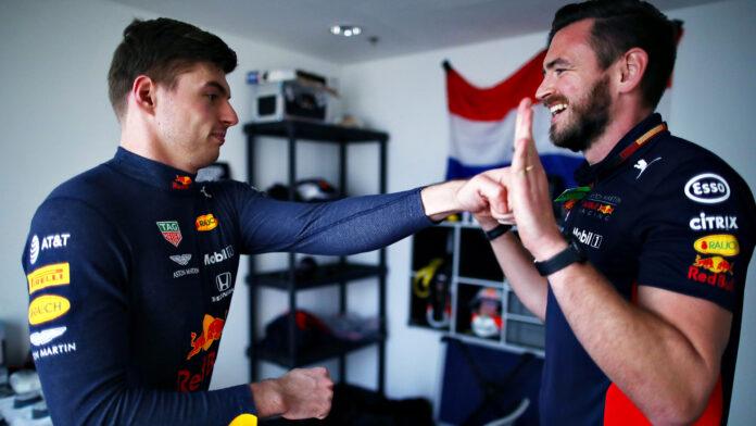 Verstappen sprona la squadra: