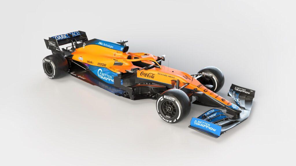 Ecco la nuova McLaren MCL35M!