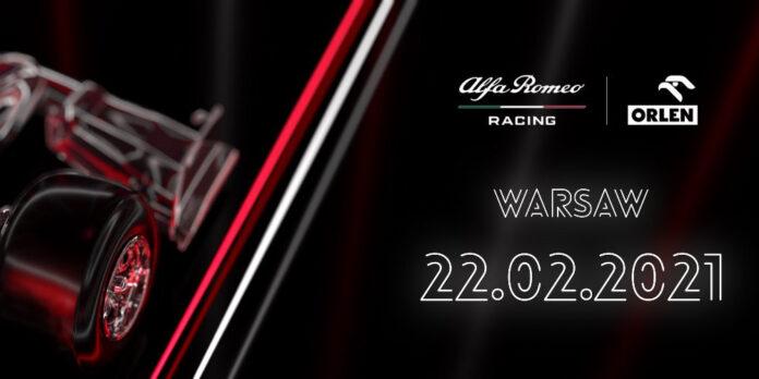 Presentazione Alfa Romeo C41: in live dalle 12:00