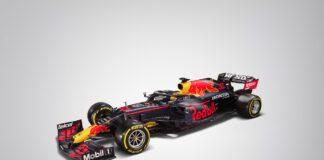 Presentazione Red Bull RB16B