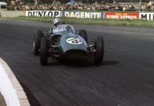 Aston Martin F1, 1960