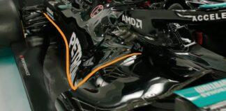 Analisi tecnica Mercedes W12