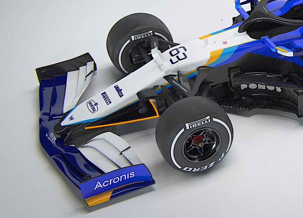 Analisi Williams FW43B