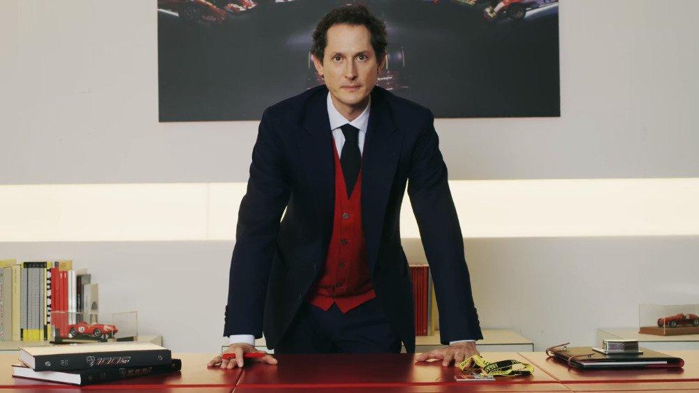 Benedetto Vigna eletto amministratore delegato Ferrari