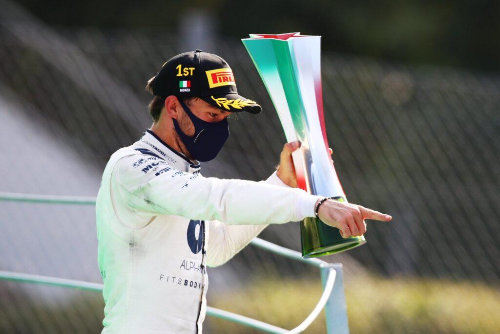 Pierre Gasly, AlphaTauri - GP Italia 2020, Anteprima F1 2021 - Statistiche AlphaTauri