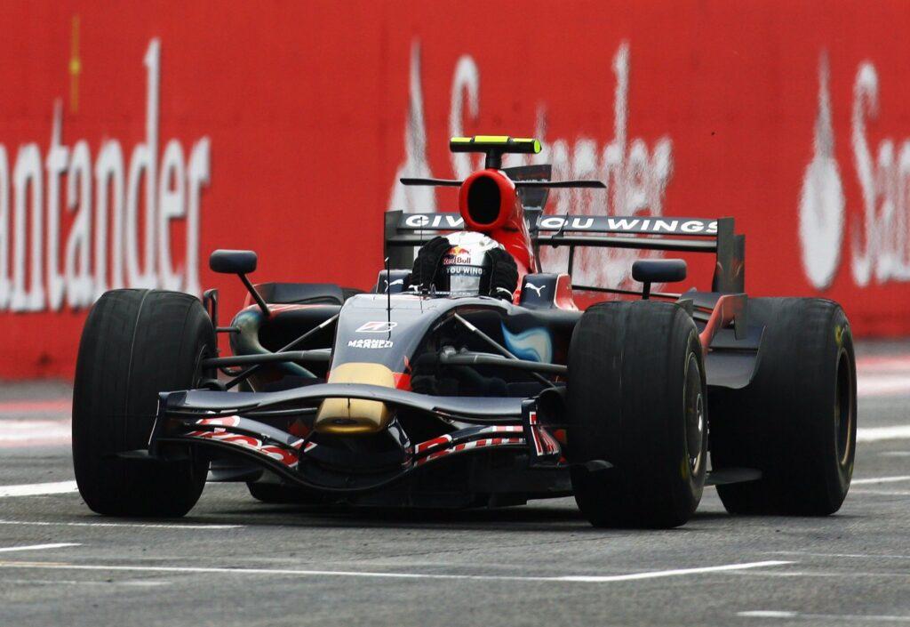 Sebastian Vettel - Toro Rosso, GP Italia 2008 | Anteprima F1 2021 - Statistiche AlphaTauri