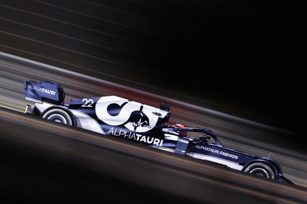 Yuki Tsunoda (AlphaTauri), GP Bahrain 2021 - I numeri del fine settimana