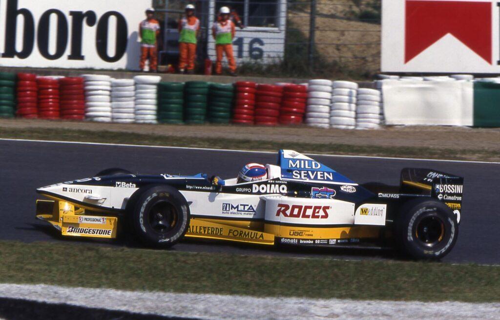 Ukyo Katayama, Minardi 1997 | Anteprima F1 2021 - Statistiche AlphaTauri