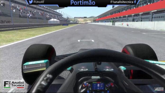 Gp Portogallo 2021: Target Lap