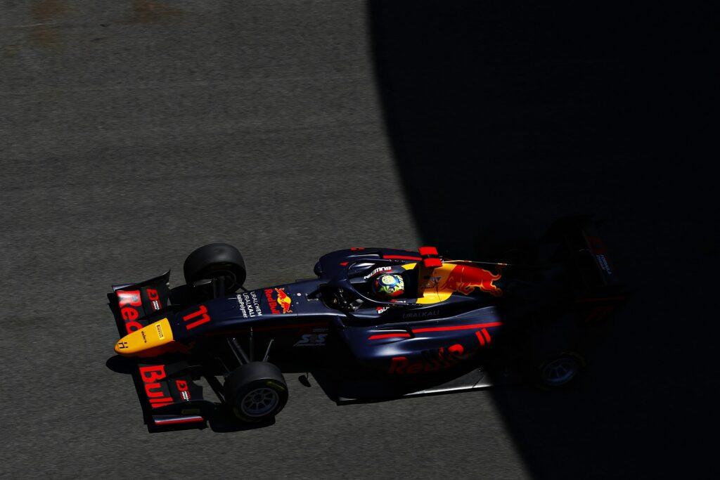 Clément Novalak davanti a tutti nelle ultime 12 ore di test F3