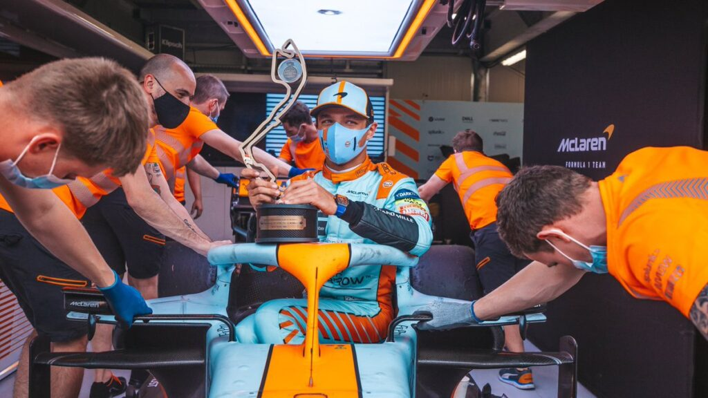 McLaren: due facce della stessa medaglia