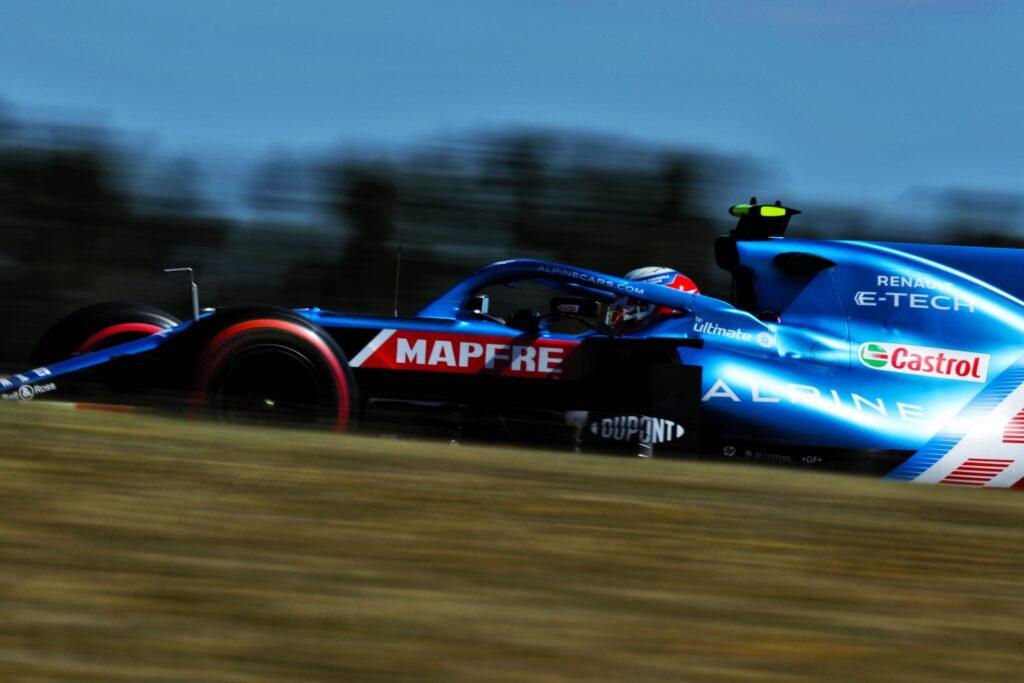 Esteban Ocon (Alpine) | GP Portogallo 2021 - Analisi comparativa