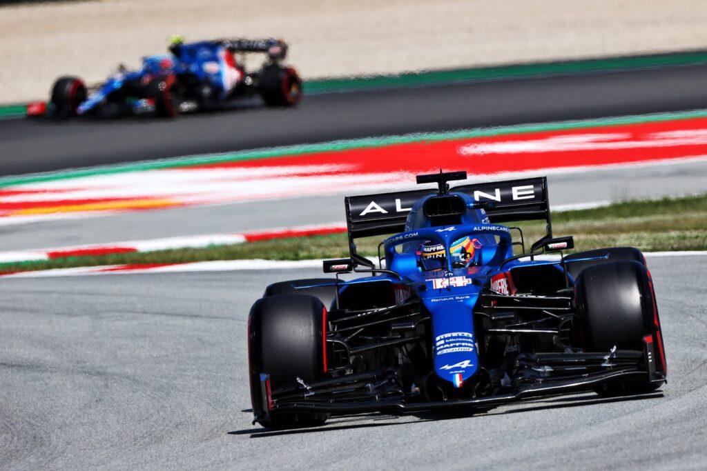 GP Spagna 2021 - Analisi statistica