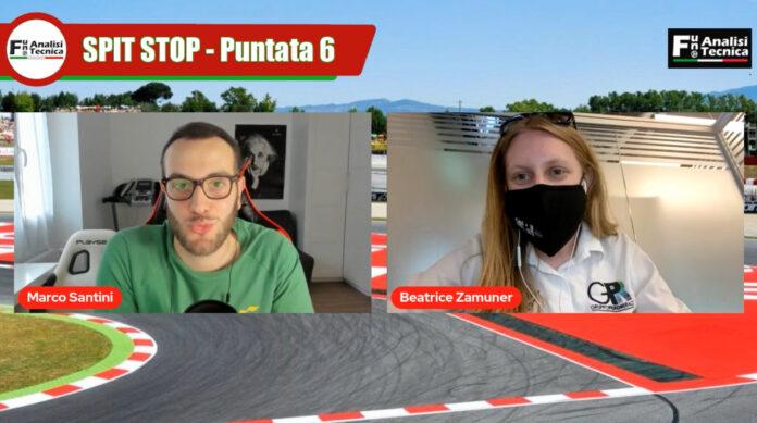 Spit Stop #6 - GP Spagna 2021