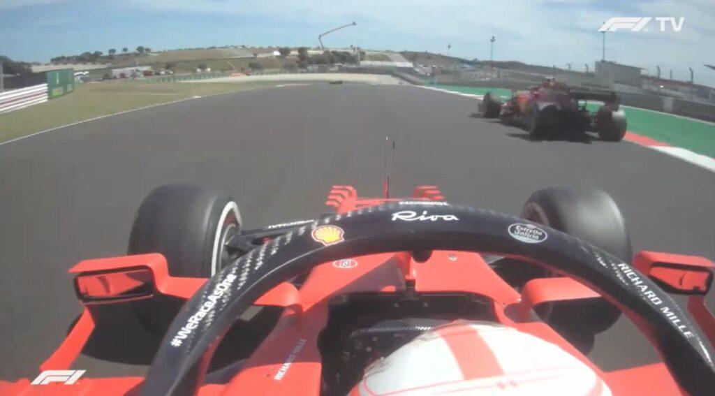 Analisi on board Leclerc – GP Portogallo 2021