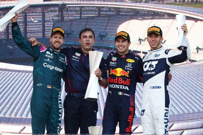 Baku, zero azero tra Hamilton e Verstappen