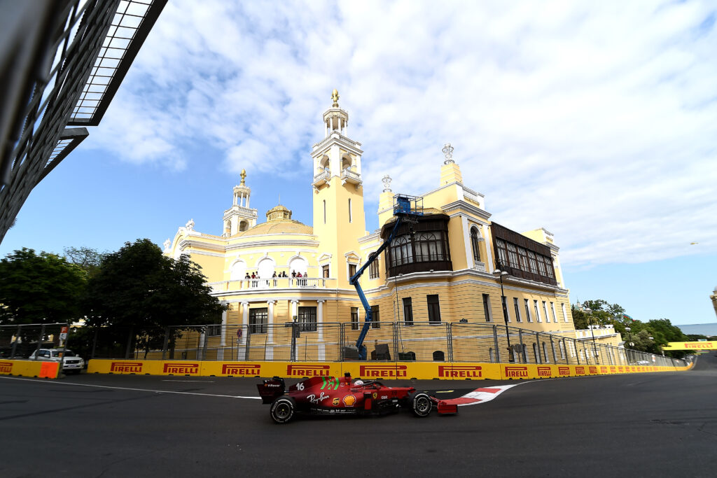 GP Azerbaijan 2021 - Analisi statistica