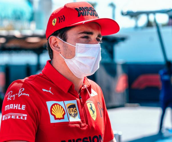 """Leclerc: """"Dobbiamo capire cosa ha reso l'Aston Martin così forte"""""""