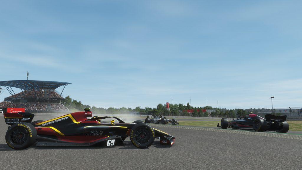Formula Pro Series